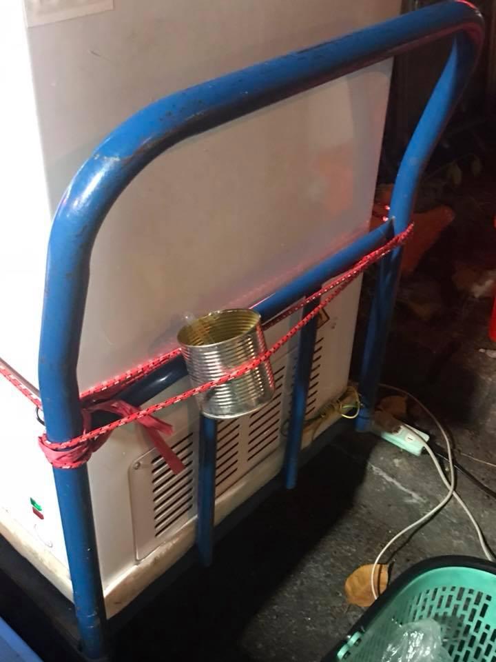 推自備容器裝到滿!夫妻拿2電鍋裝「20人份麵線」 想做環保3天就輸給台人的貪婪