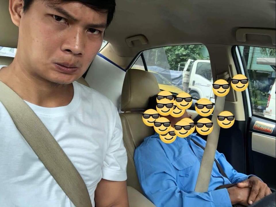 泰國運將太操勞 乘客小哥「整段路自己開」:你睡吧我到了叫你