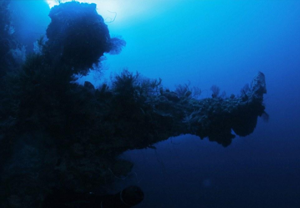 百慕達三角洲海底發現不明物體 探險家用好友地圖揭密「數百年前太空船」