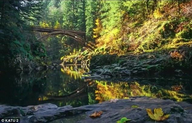 影/朋友玩笑開過頭「橋上推落水」 16歲女差點見上帝