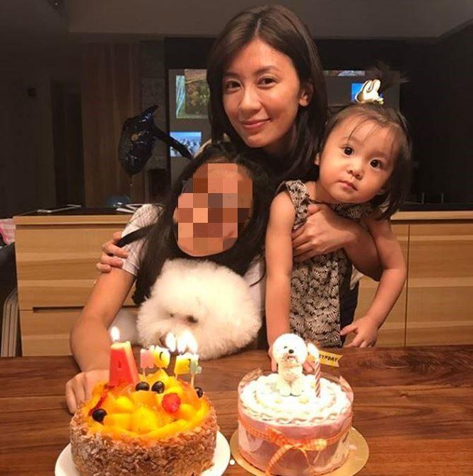 咘咘3歲生日梧桐妹隔空傳情! 感性告白:我整個人的愛都吸到你身上了❤️