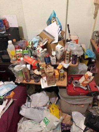 房客遲交房租後人間蒸發 打開驚見「垃圾海淹滿床」房東暴怒:清了30袋!