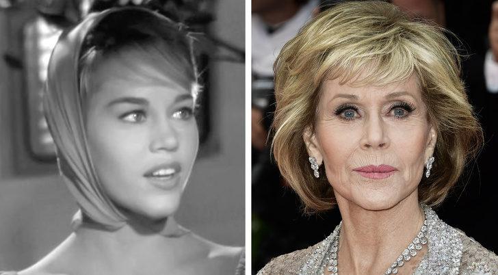 17位好萊塢女星「第一次拍電影」的菜鳥樣 妮可基嫚是哪位路人甲啊?