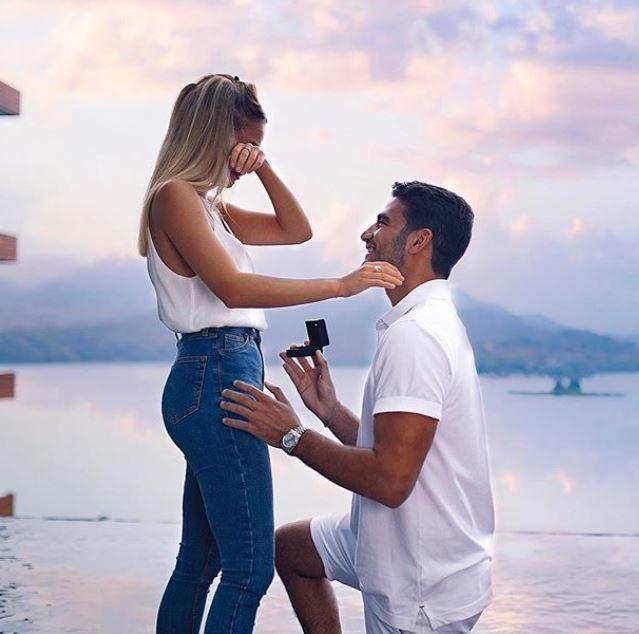 就是選台灣!以色列名模「日月潭浪漫求婚」爆紅全球 她大推:台灣人超讚♥