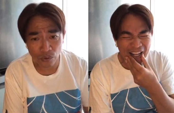 吳宗憲自認失敗向兒子道歉 直播落淚:你沒有爸爸了...