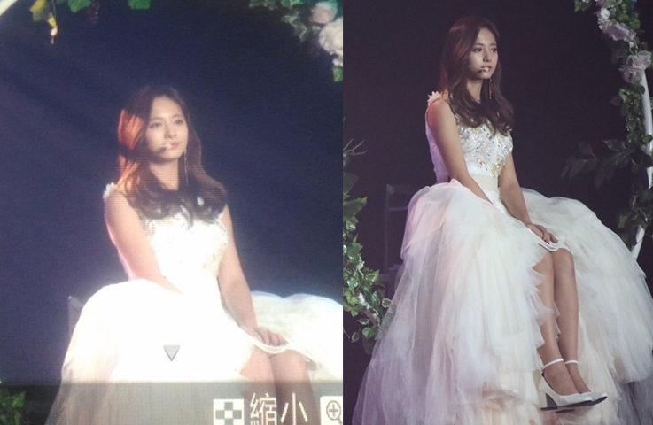 TWICE泰國開唱「服裝連換7套」 子瑜新娘白紗出場粉絲興奮:嫁給我~