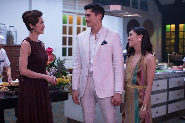 《瘋狂亞洲富豪》好萊塢25年首部全亞裔電影! 外媒讚楊紫瓊:亞洲的梅莉史翠普