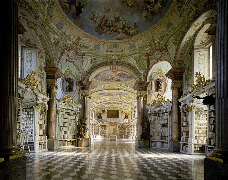 10個外媒評選一生必去「最美圖書館」 愛爾蘭的會讓你進入《哈利波特》魔法世界!