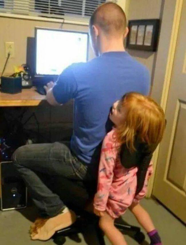 28張證明「當父母會讓你創意度+100」爆笑育兒照