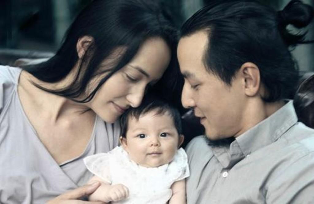 吳彥祖「5歲混血女兒」正面照罕見曝光!神基因外貌被讚爆:好像爸爸~