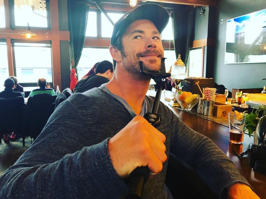 克里斯漢斯沃「厭倦當肌肉猛男」 批《雷神2》太普通
