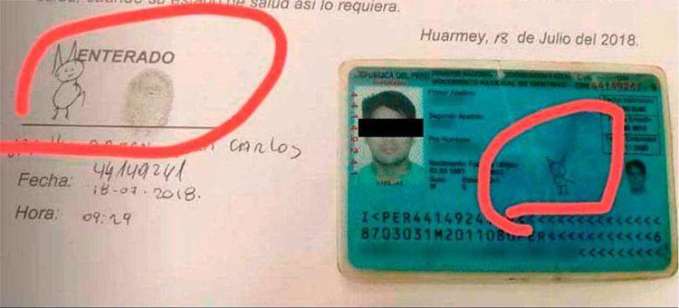 被逮簽署文件 男子「超童趣簽名」引網暴動:居然合法!