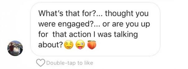 她身材正點到狂被騷擾 婚前送上「光PP自拍」:大放送喜歡嗎?