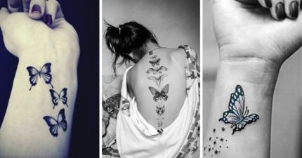 15張讓你「想瞞著爸媽去弄」的超美刺青 漸層星空根本直接噴發少女心♡