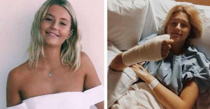 20歲少女裝美甲片「掀開都是黑色」 醫生打開傻眼:沒救了,喀擦掉吧!
