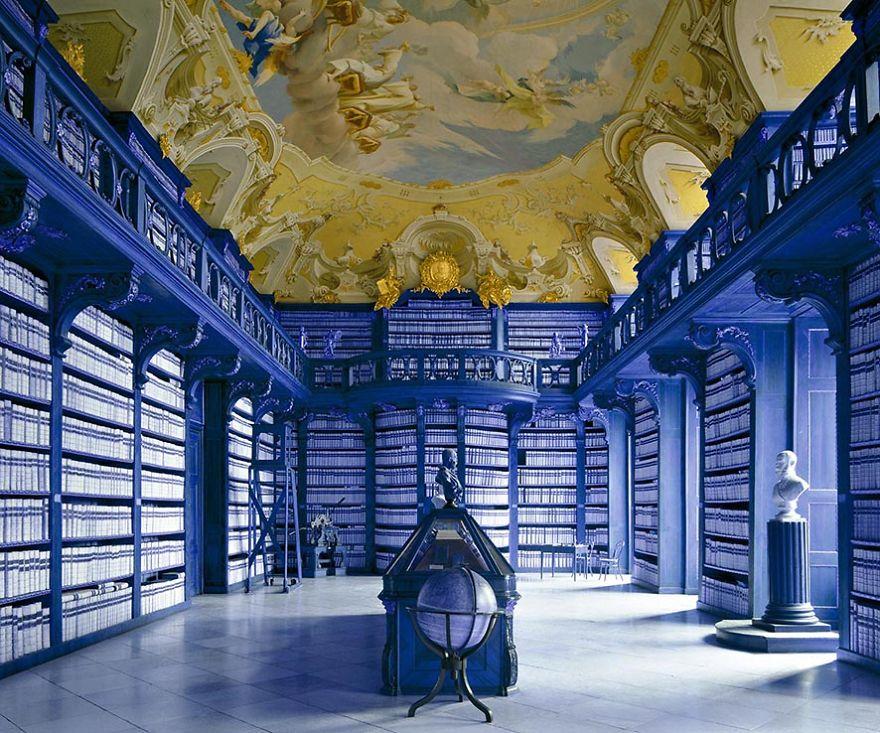 10間比皇宮更華麗的「世界最美圖書館」 第2間根本是冬天的活米村!