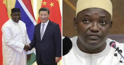 中國幫完成「想做卻做不到的」 甘比亞斷交5年狠酸:和台灣邦交是巨大錯誤!