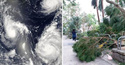 山竹颱風在港澳耍狠過頭 中國發威「永久除名」就因為怕大家留下陰影!
