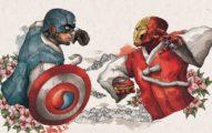 如果《復仇者聯盟》英雄們是韓國人?索爾「韓服高麗王」帥爆啦!