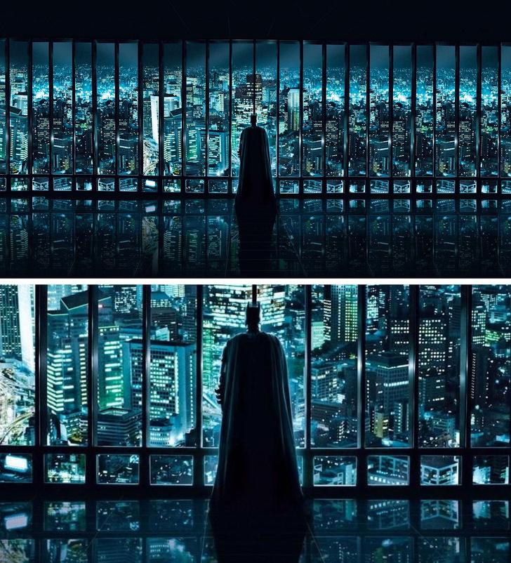 12張「你一定看過的電影海報」嚴重失誤 蝙蝠俠眼睛不累嗎?