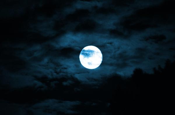 「第1眼看到的圖案」測驗為什麼還單身?先看到月亮代表你防禦心太強!