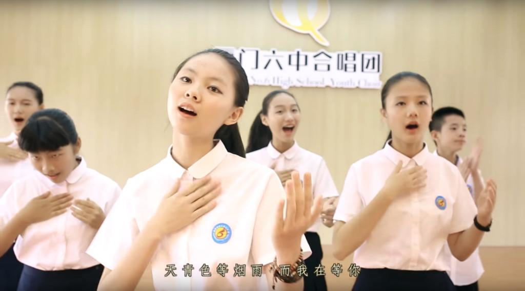 根本超越原唱感!學生合唱團唱出小清新版《稻香》 700萬人感動「這版本讓人生有動力」