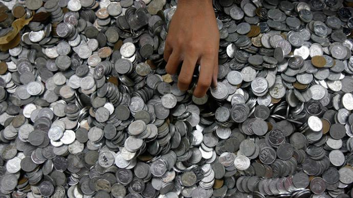 最扯離婚手段!巨額贍養費「全換硬幣」 算890公斤錢連法官也崩潰