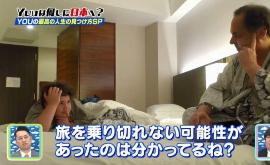 鐵漢爸「狂吞止痛藥」遊日本!最後一晚跟兒子告白:對不起,爸爸末期了…