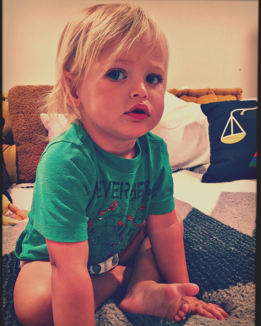 都擁有好基因?10位「大明星的小孩」長相 小辣椒跟女兒完全複製!