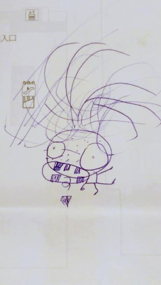 10歲綺綺留下「溫暖小貼圖」 走前跟媽媽互相加油:我要像恐龍一樣勇敢!