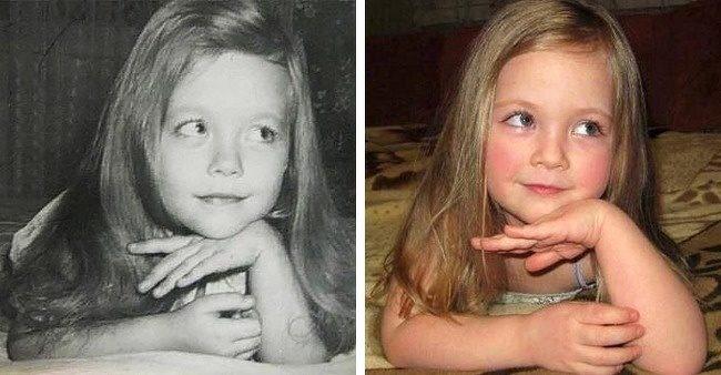 29張證明「孩子千萬別偷生」照片 第9張根本是同一個人吧!