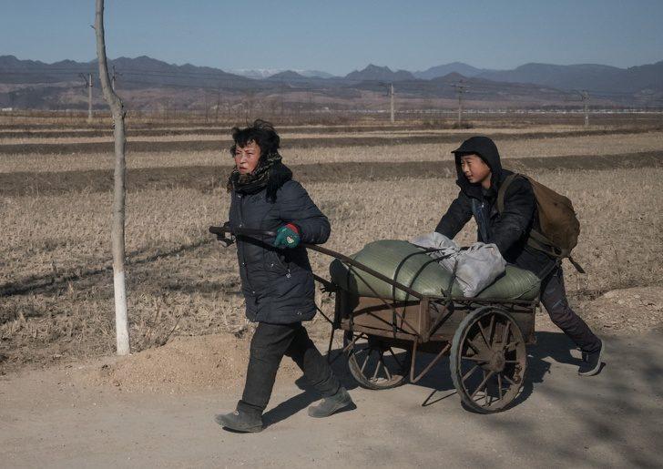 20張照片揭露「神秘北韓」真實模樣 交通運輸只有市中心才有