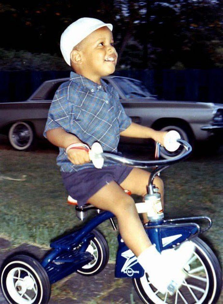 20張「沒什麼人看過的」名人舊時照 歐巴馬騎三輪車很Q~♥