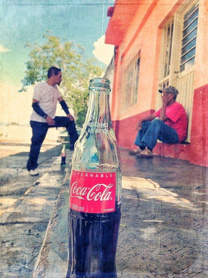 24個被「食物形象」控制的生活妖術 玻璃瓶的可樂看起來比較好喝?