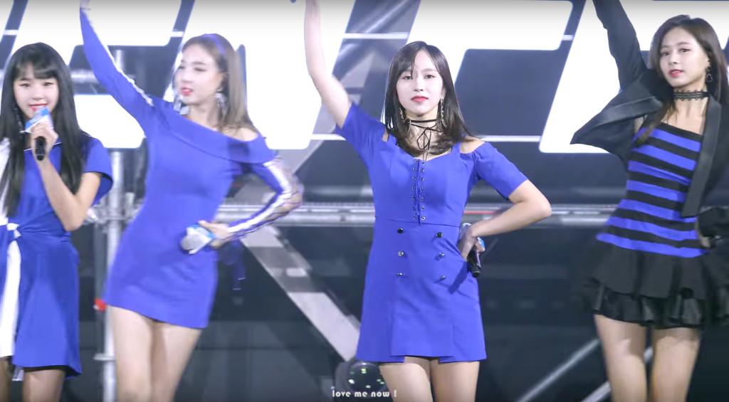 Mina跳一半「只有她轉左邊」 子瑜對眼失笑...定延連表情都不想管了!