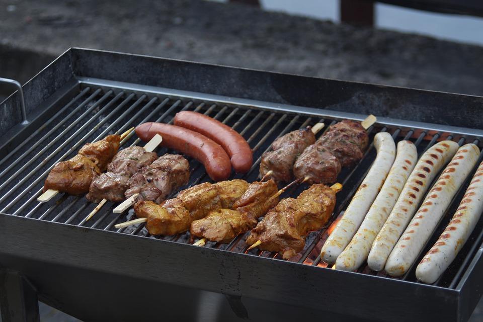中秋烤肉必學!只要「醋+水」KO烤網焦黑煩惱 在家也可以輕鬆調配❤