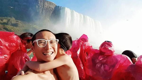 浩子一年花600萬帶家人出國 回來《食尚》掰了...他:沒錢了