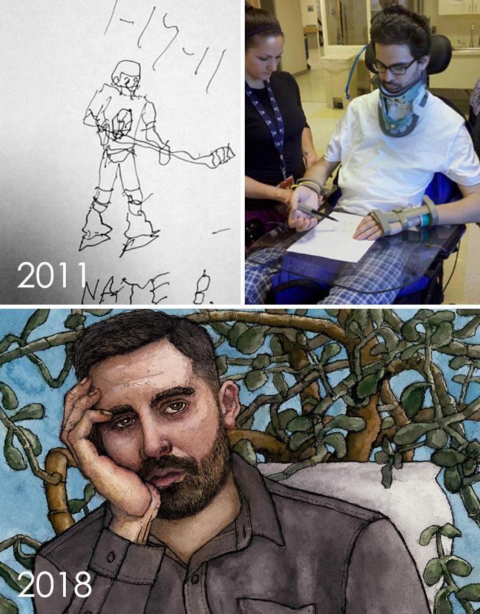 15張證明「不斷練習人生就會完美」圖畫 #13根本鉛筆畫成的照片!