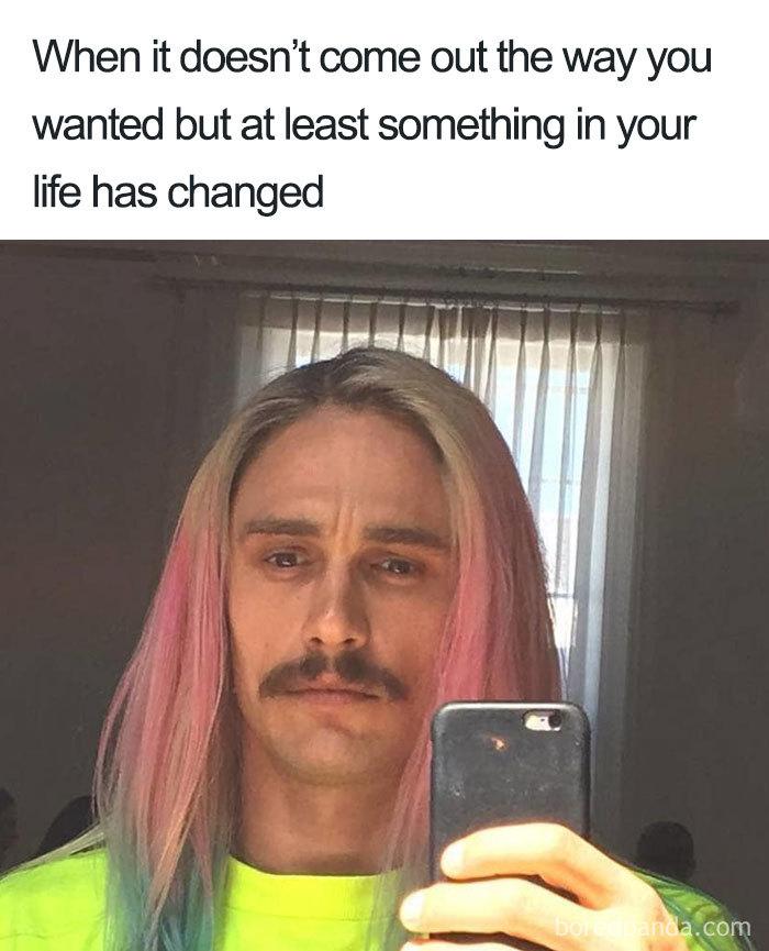 20個你會哭著點頭的「悲劇理髮經驗」 髮圈黑夾永遠少一條!