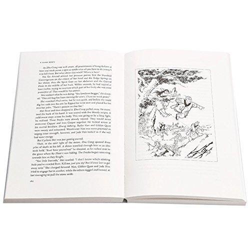 《射雕英雄傳》終於紅到英國!出版社大老偶然發現「金庸」被迷倒:晚太多年了QQ