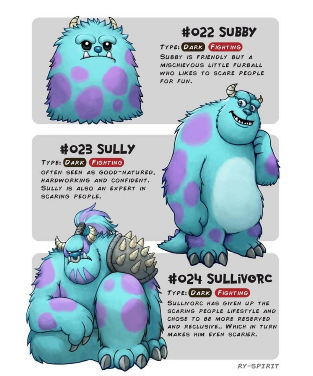 17張卡通人物「有童年還會進化」的成長變化圖 長大果然會歪掉!