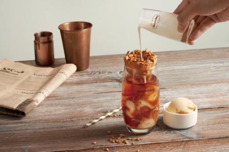 冰淇淋能做鐵板燒!哈根達斯推「濃脆花生醬」 吃完包你大喊:我~還~要~