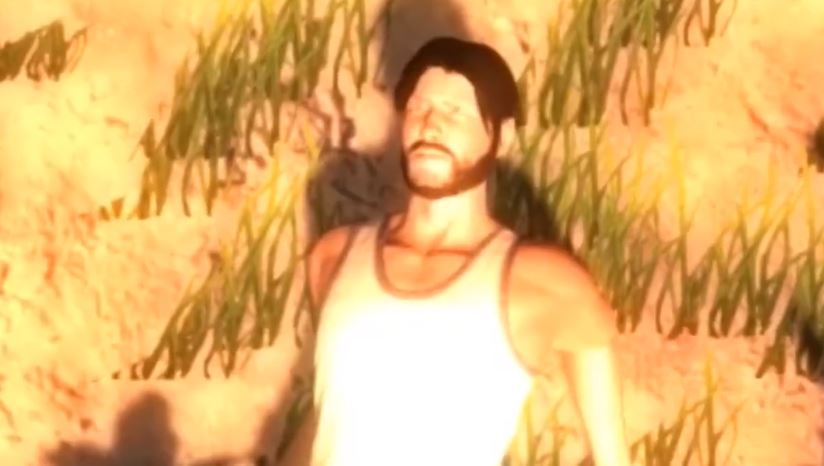 超狂低成本生存遊戲!蠟像角色轉身「直接變身錐子沙漏」 玩家氣哭:我到底玩了什麼...