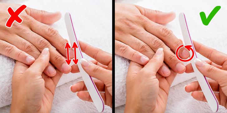11個會害你指甲受到永久損害的「日常美甲錯誤」 千萬不要在冰水中放乾!