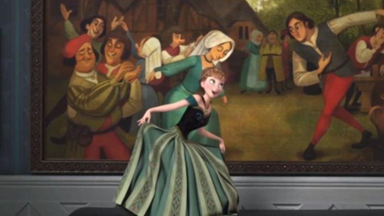 只有大人才看得懂的《冰雪奇緣》的「暗黑真相」 安娜被開300次羞羞玩笑卻沒人發現!