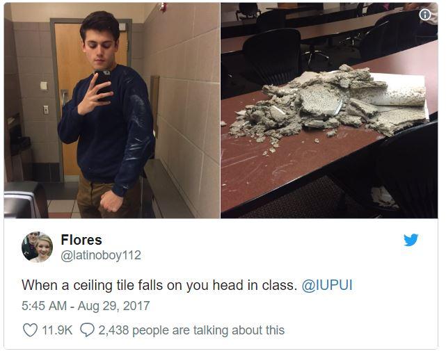 8個大學生都會懂的「超尷尬瞬間」!早8帶筆電趕上課 到教室才發現是砧板...