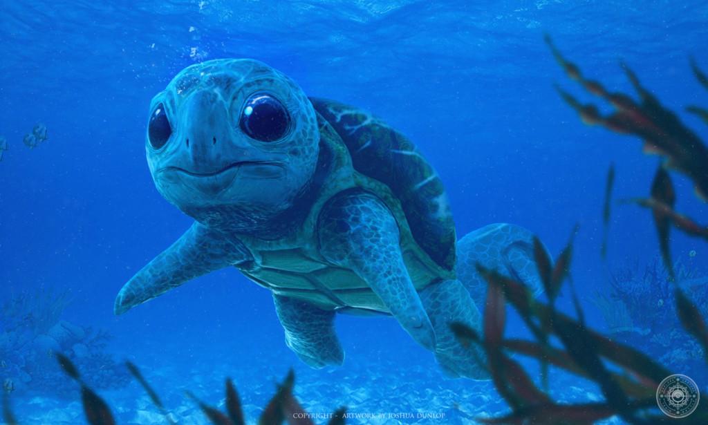 30張從動畫跳出來「好像路邊就能看到」的寫實寶可夢 傑尼龜的小短手超萌!