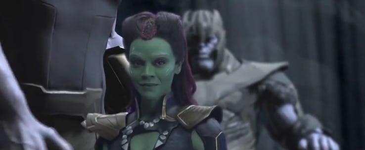 漫威電影中6個被「後製刪除」的畫面 黑寡婦和鋼鐵人竟然抱在一起!