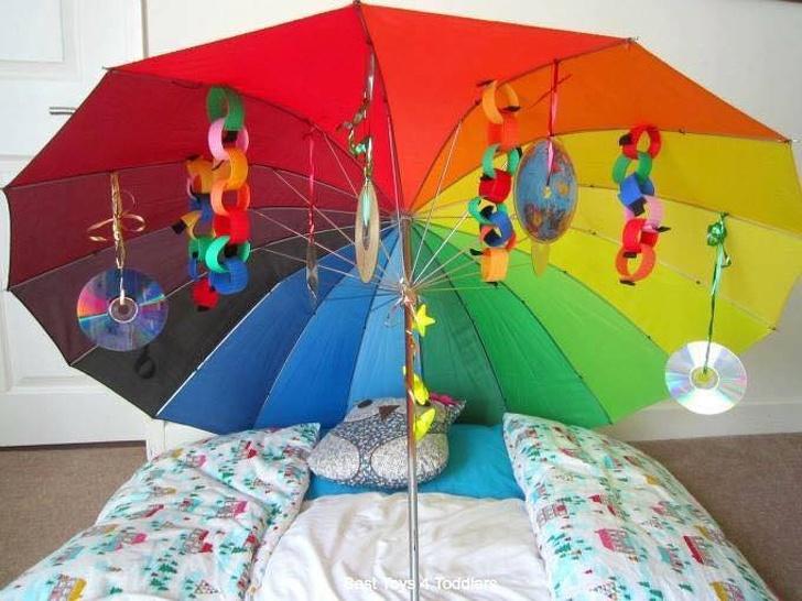 13個「宛如救世主降臨」的帶小孩妙招 「一把雨傘」直接耗他整個下午!