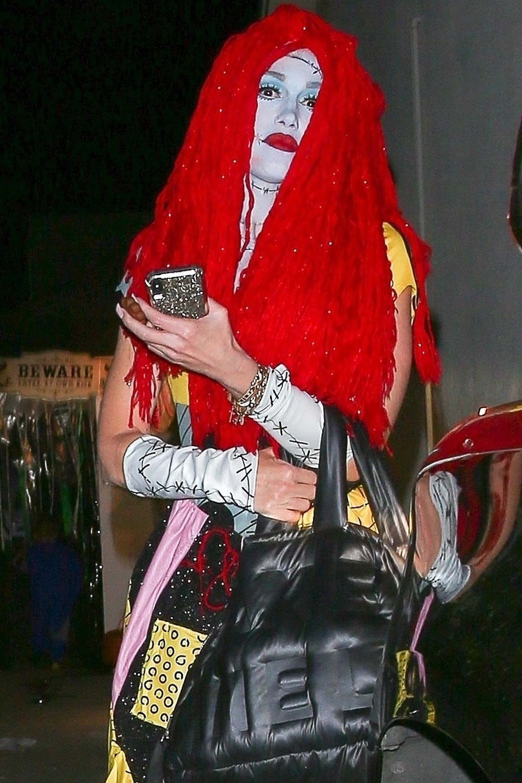 11個「看完你就不想再喜歡的」明星萬聖節裝扮 喬治克隆尼穿西裝上陣超敷衍!